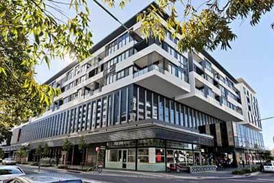 1 Bed Apartment in Melbourne