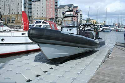 RIB Boat from Southampton, United Kingdom to Grange