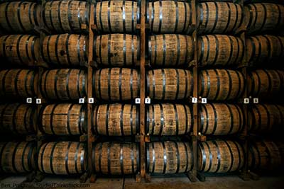 50 Oak Whiskey Barrels from Berkshire to Shropshire