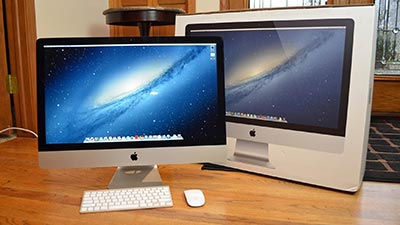 Apple iMac from Romford to London