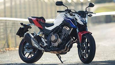 Honda CB125 from London to Barcelona