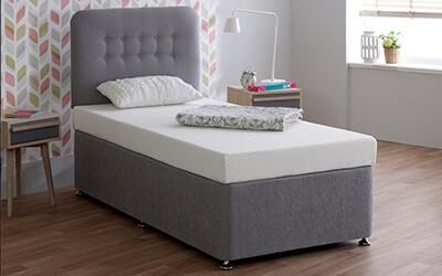 Einzelbett Mit Matratze