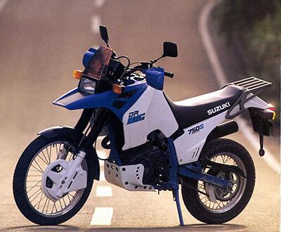 Suzuki GSXR750 from Paisley to Fleet