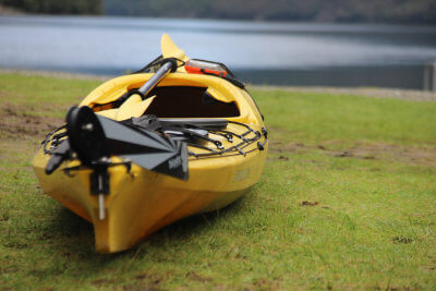 Kayak from Essex to Cardiff