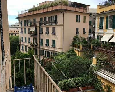 1 Camere Da Letto Appartamento da Francia a Genova